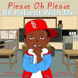 please oh please be patient, cox, cover