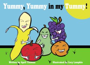 yummy yummy in my tummy, april thomas, 2015